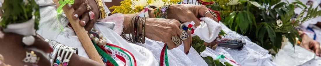 Origens da cultura popular e da religiosidade em Salvador